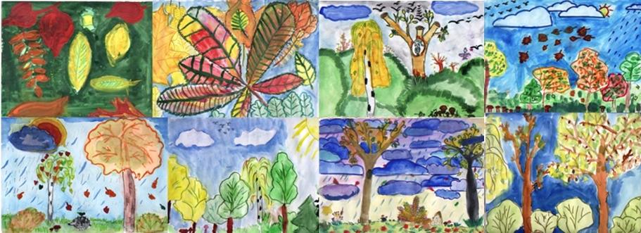 кружок изобразительного искусства 2 класс: